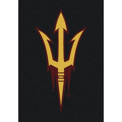 Collegiate Arizona State Sun Devils Doormat Rug Size: Rectangle 54 x 78
