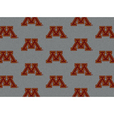 Collegiate II Minnesota Gophers Rug Size: 5'4