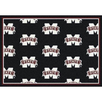 Collegiate II Mississippi State Bulldogs Rug Size: 78 x 109
