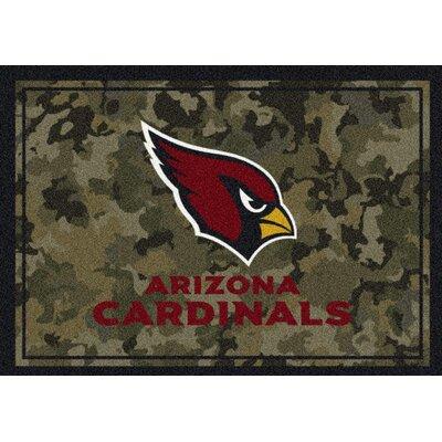 NFL Camo Area Rug