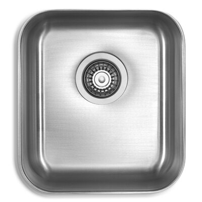 Genesis 18 x 16.13 Single Bowl Kitchen Sink