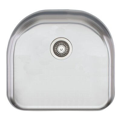 Sydney 19 x 21 Single Bowl Kitchen Sink