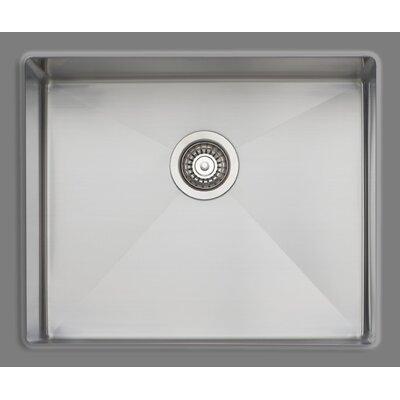 Professional 24 x 20 Large Single Bowl Kitchen Sink