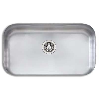 Melbourne 30 x 18 Extra Large Single Bowl Kitchen Sink