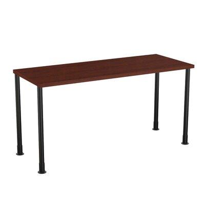 Allegro Training Table Tabletop Finish: Mahogany, Size: 24 x 60