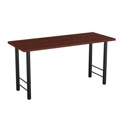 Panache Training Table Tabletop Finish: Mahogany, Size: 60 W x 24 D