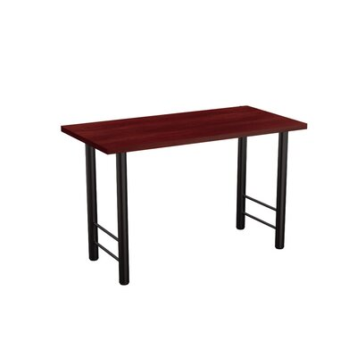 Panache Training Table Tabletop Finish: Cherry, Size: 48 W x 24 D
