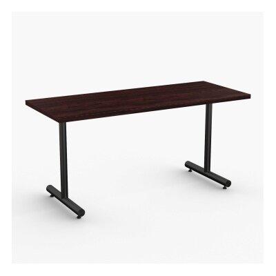 Aris Training Table Tabletop Finish: Espresso, Size: 29 H x 72 W x 24 D
