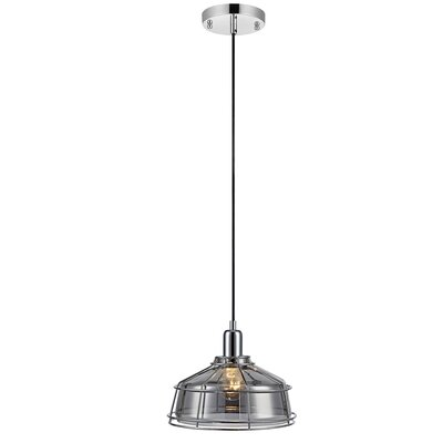 Presenza 1-Light Mini Pendant Finish: Chrome