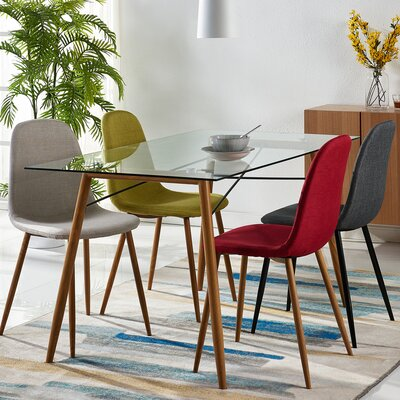 Minimalista 5 Piece Dining Set