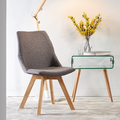Moderna Contoured Side Chair