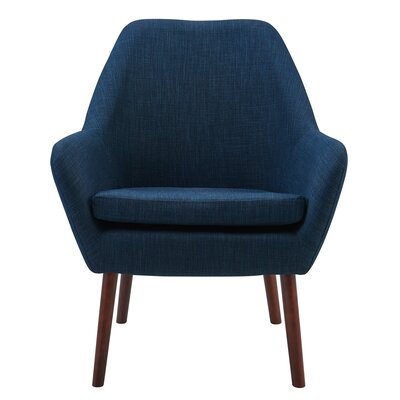 Divano Armchair Upholstery: Teal