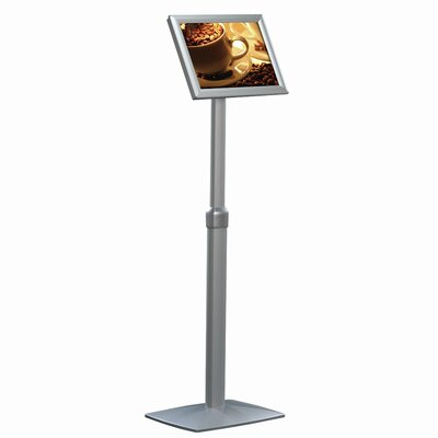 Flexible Sign Holder Size: 40.55 H x 11.22 W x 4.02 D