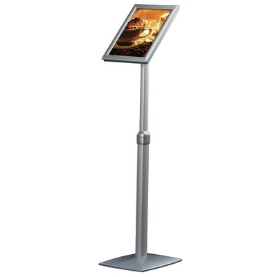 Flexible Sign Holder Size: 43.7 H x 14.37 W x 4.02 D
