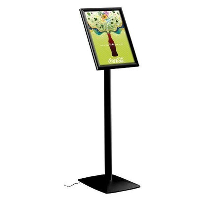 Flexible Sign Holder with LED Box Size: 12.26 H x 18.26 W