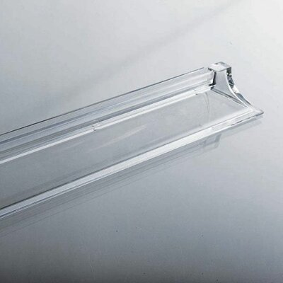 Upright Leaflet and Sign Holder Size: 7.17 H x 5.12 W x 1.57 D