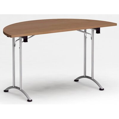 Half Round 29H x 53W x 27L Conference Table