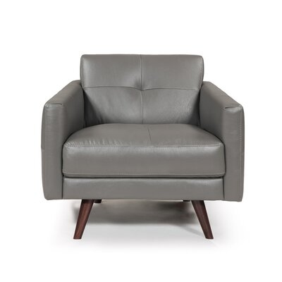 Gary Chair Leather Armchair