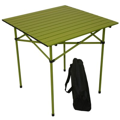 Picnic Table Finish: Green