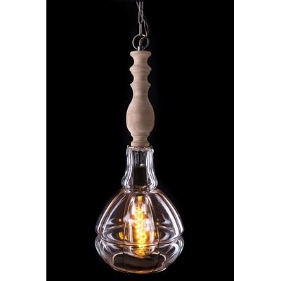 Oak 1-Light LED Mini Pendant