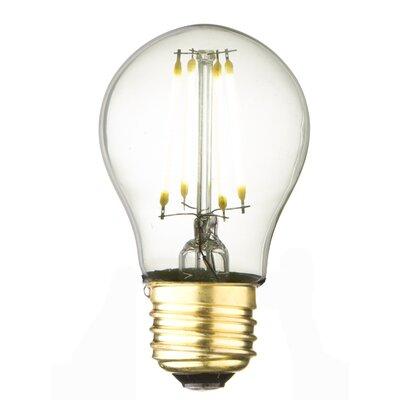 5W E26 LED Vintage Filament Light Bulb