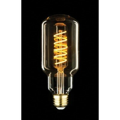 60W Equivalent Amber E26 LED Speciality Edison Light Bulb