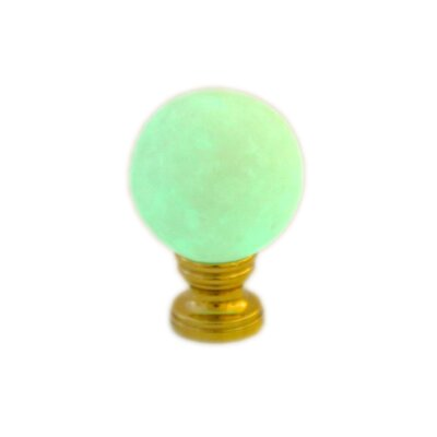 Moon Night Light Color: Antique Brass