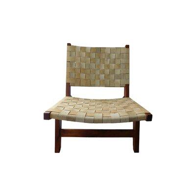 Sam Arm Chair Upholstery: Tan