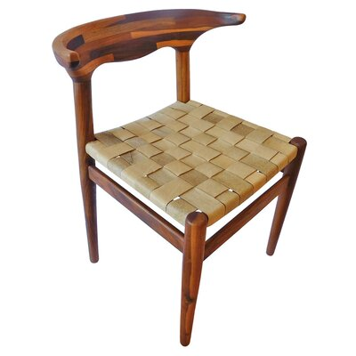 Cacho Side Chair Upholstery: Tan