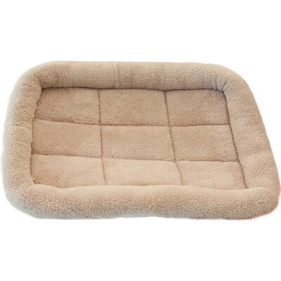 Dog Bed Size: 26.5 L x 11 W