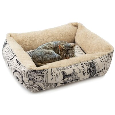 Dog Bed Size: 21 L x 17 W