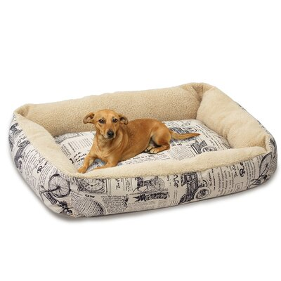 Dog Bed Size: 29 L x 25 W