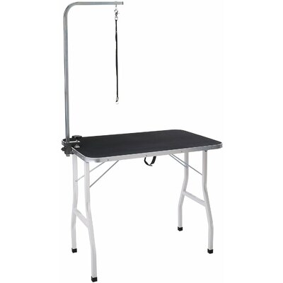 Dog Grooming Table with Arm Heavy Duty