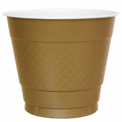 Round Plastic Cup Size: 9 Oz. K82980