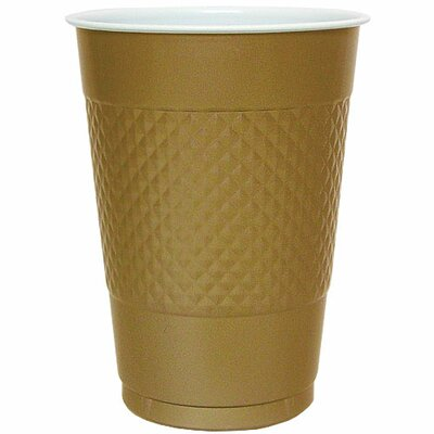 Round Plastic Cup Size: 16 Oz. K82960