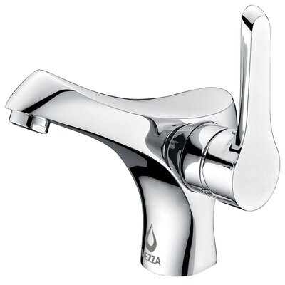 Falcon Series Bathroom Faucet Single Handle Finish: Chrome