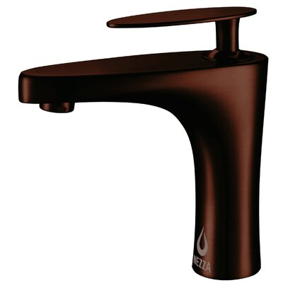 Cobra Series Single Hole Single Handle Bathroom Faucet Finish: Oil Rubbed Bronze