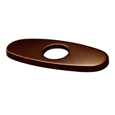 Bathroom Sink Faucet Deck Plate Finish: Oil Rubbed Bronze
