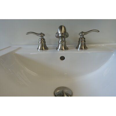 Mamba Series Bathroom Faucet Two Handle Finish: Brushed Nickel