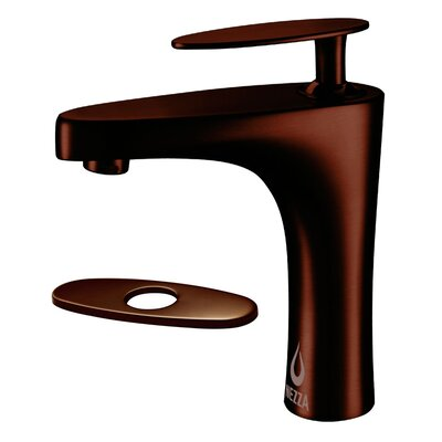 Cobra Single Handle Bathroom Faucet with Deck Plate Finish: Oil Rubbed Bronze