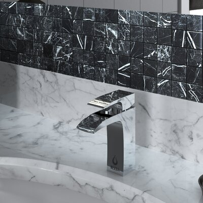 Rodin Series Single Handle Standard Bathroom Faucet