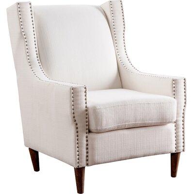 Freud Armchair Upholstery: Beige