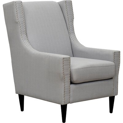 Freud Armchair Upholstery: Light Gray