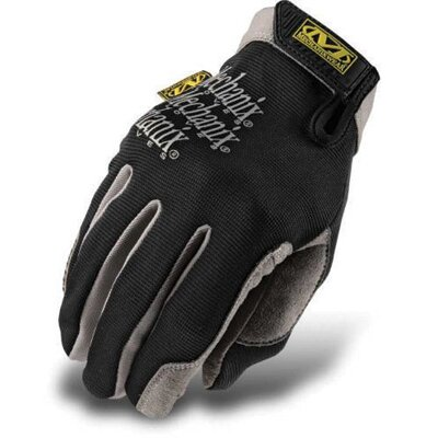 Mechanix Wear Black Pro-Fit? All Purpose Work Gloves With DURA-FIT? Synthetic Thumb, Index And Middle Fingertips at Sears.com