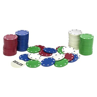 200 Piece Poker Chip Set NGI-0144