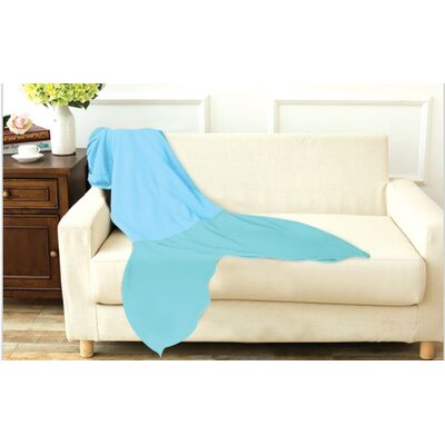 Danyelle Kids Mermaid Blanket