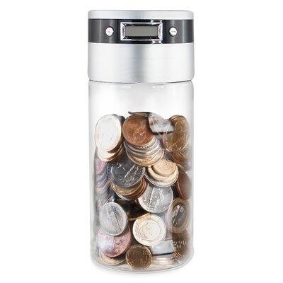 Coin Bank Counter
