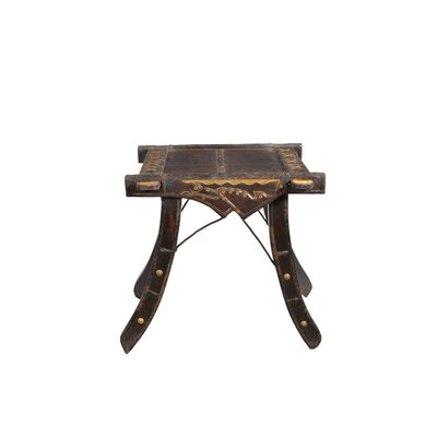 Farm End Table