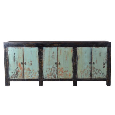 Auro Sideboard Finish: Antique Blue