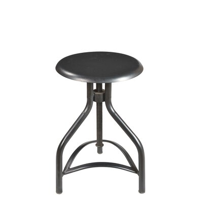Josh Adjustable Height Swivel Bar Stool